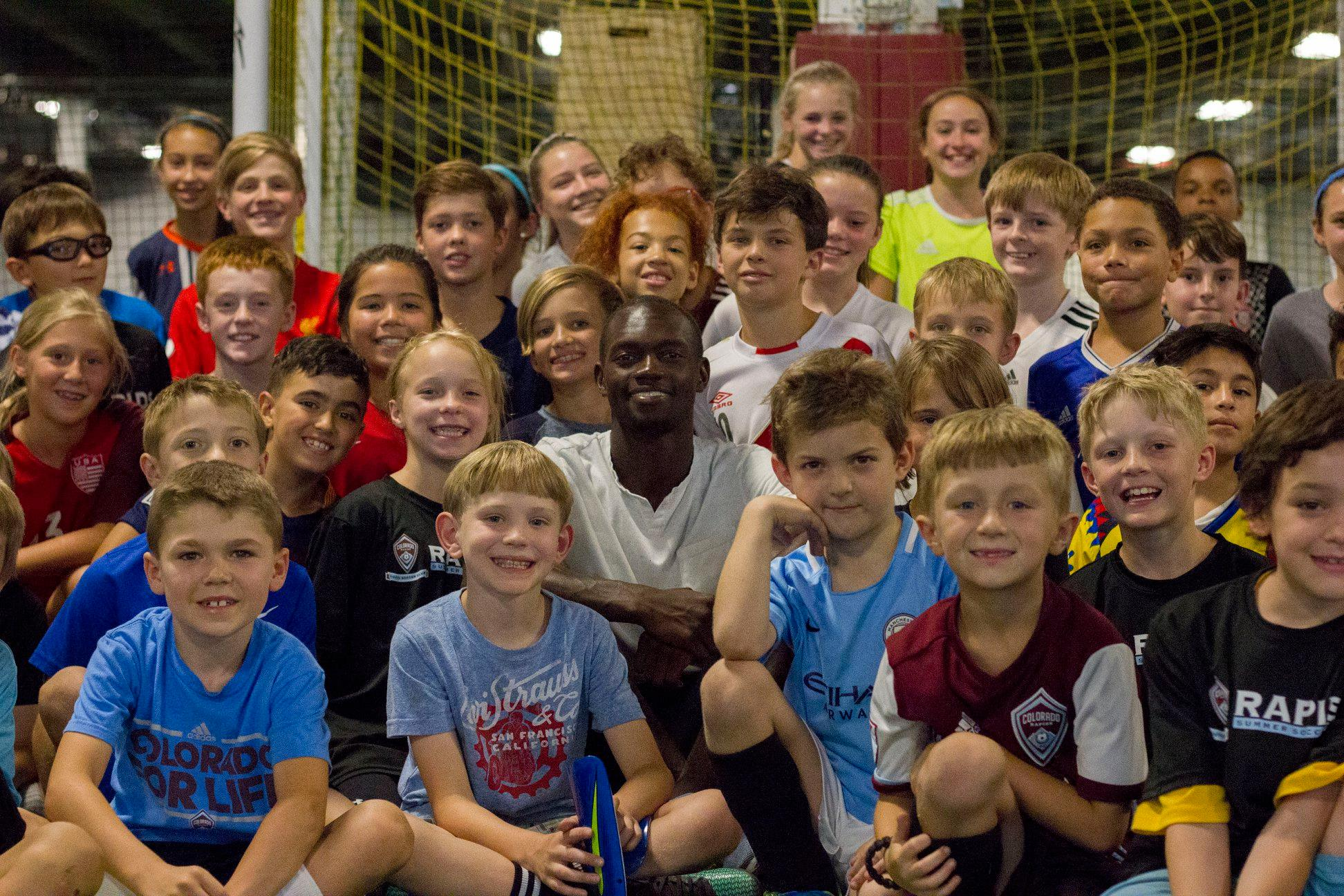 Rapids-Soccer-Camp