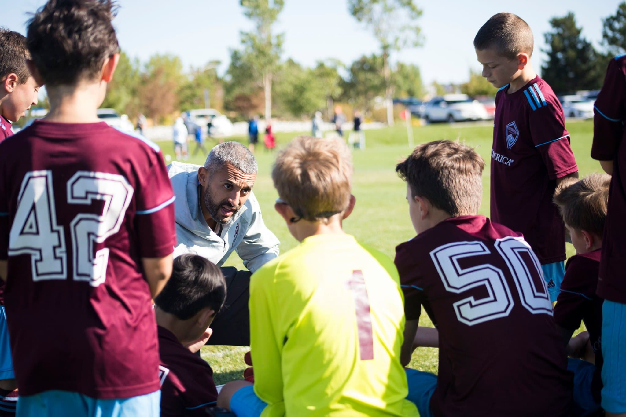 Rapids-Coach-talking-to-his-players