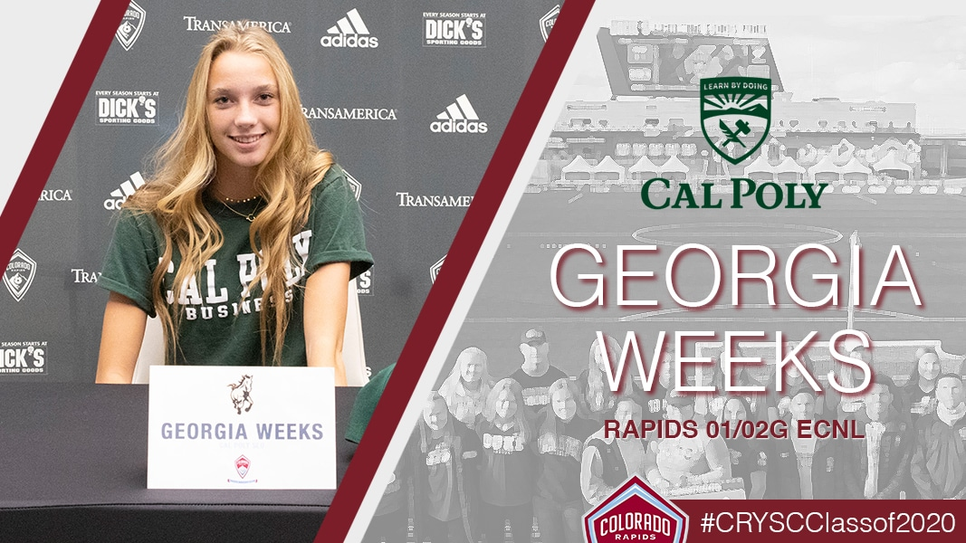 Georgia-Weeks